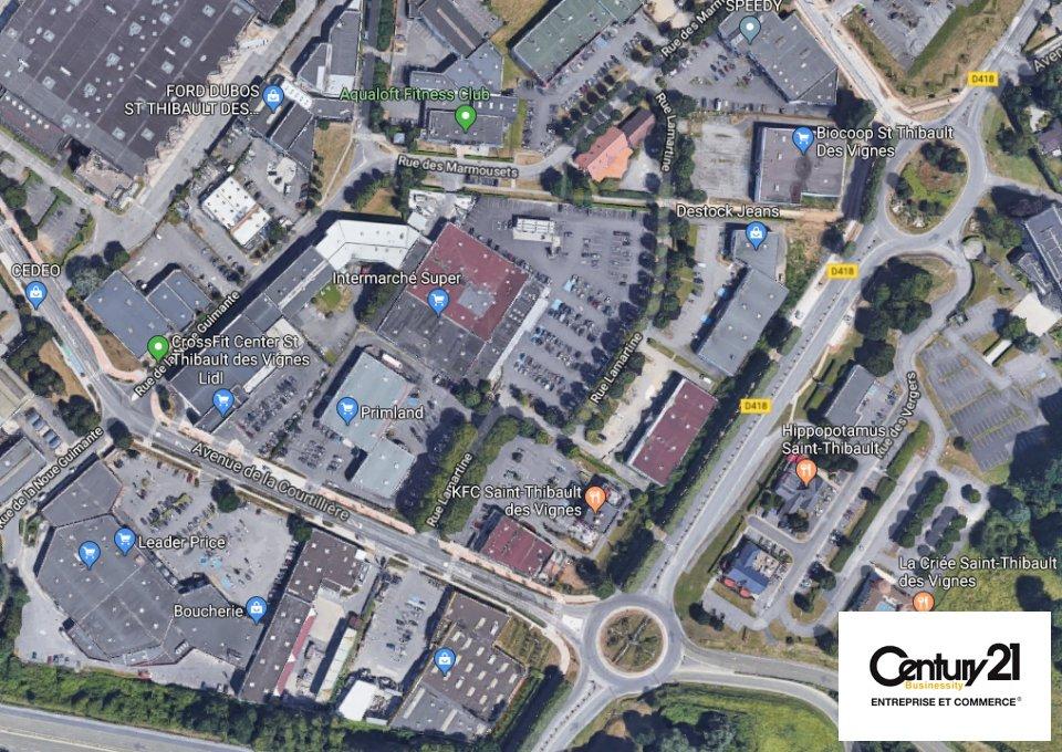 Local commercial à louer - 420.0 m2 - 77 - Seine-et-Marne