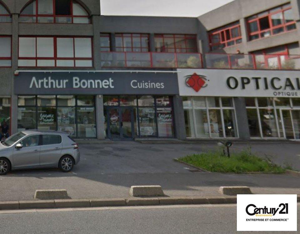 Local commercial - 237 m² - PONTAULT COMBAULT