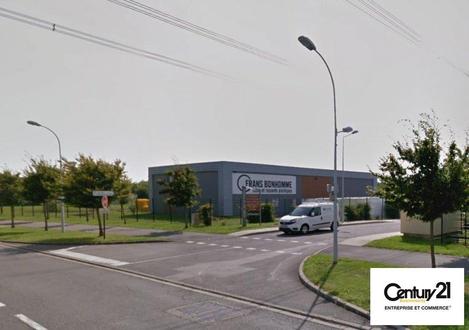 Local d'activité - 678 m² - ROISSY EN BRIE