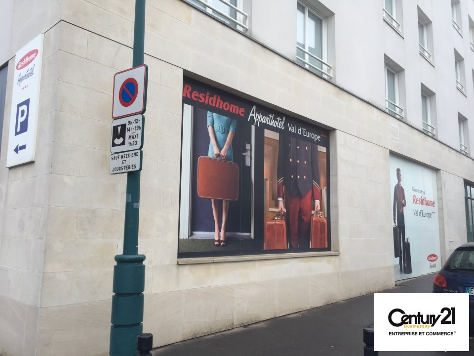 Local commercial à louer - 196.9 m2 - 77 - Seine-et-Marne