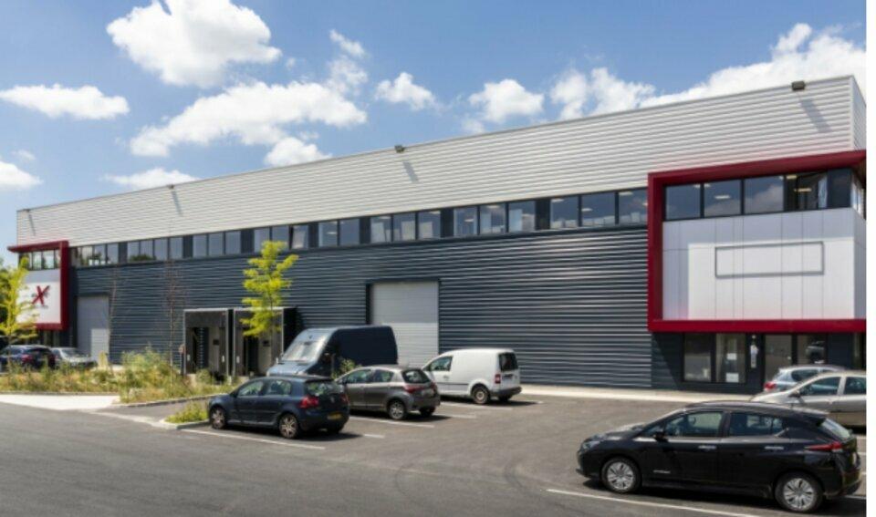 Local d'activité à louer - 855.0 m2 - 77 - Seine-et-Marne