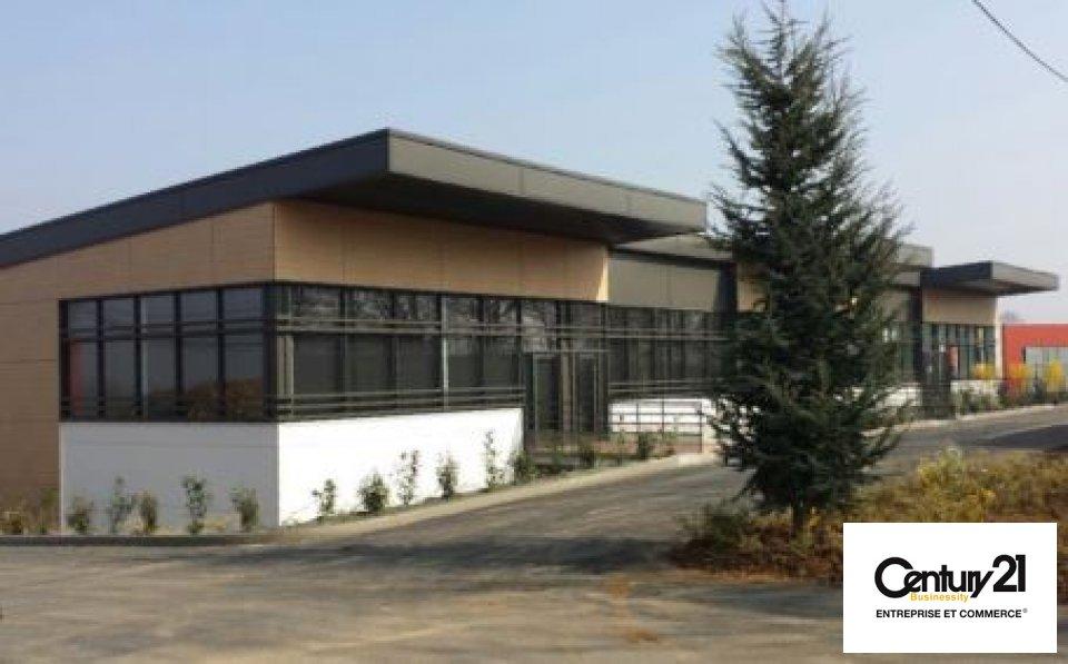 Location entreprise - Seine-et-Marne (77) - 417.0 m²