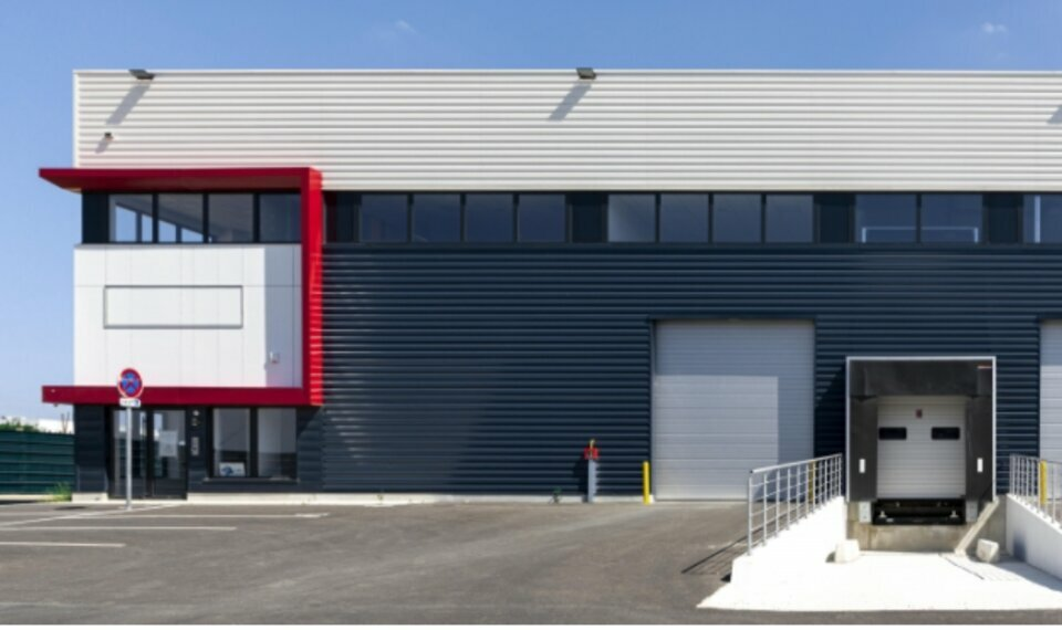 Local d'activité à louer - 409.5 m2 - 77 - Seine-et-Marne