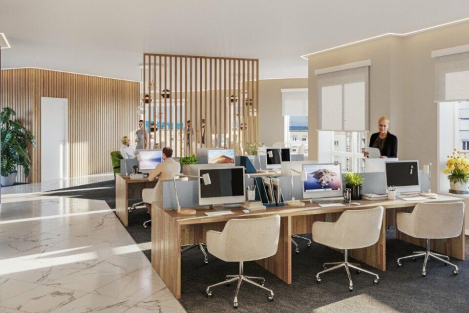 Bureaux à louer - 383.0 m2 - 77 - Seine-et-Marne