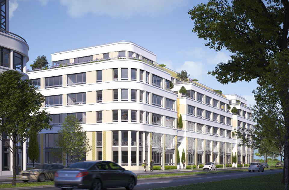 Bureaux à louer - 176.83 m2 - 77 - Seine-et-Marne