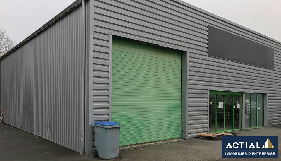 Location-Entrepôt - Local d'activité-336m²-ORVAULT-photo-1