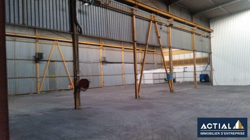 Location-Entrepôt - Local d'activité-2670m²-REZE-photo-4