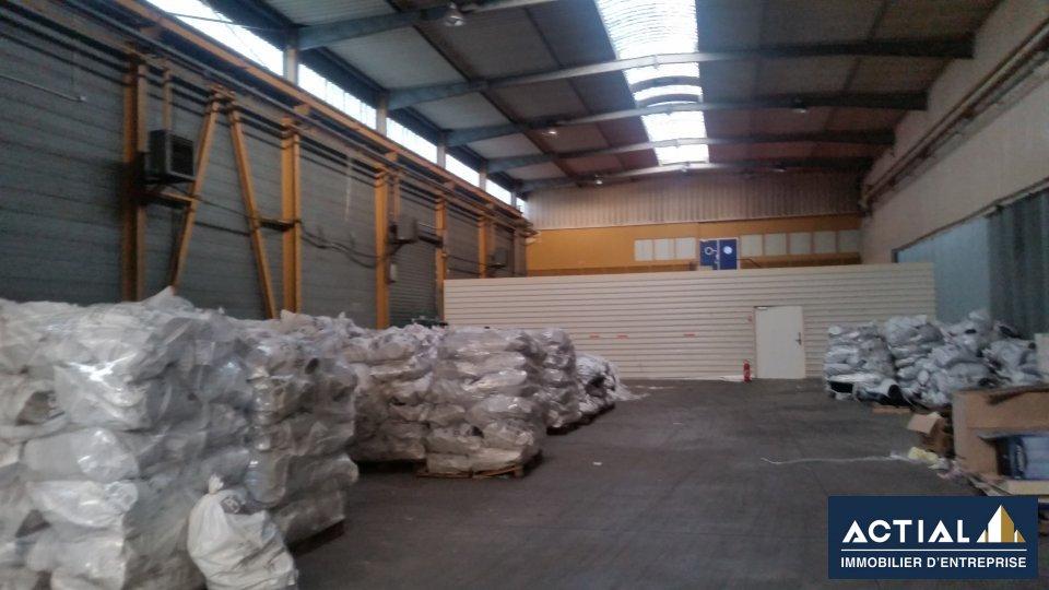 Location-Entrepôt - Local d'activité-2670m²-REZE-photo-1