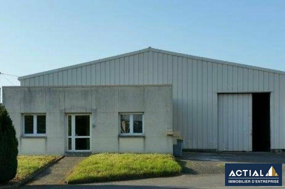 Location-Entrepôt - Local d'activité-546m²-THOUARE SUR LOIRE-photo-3