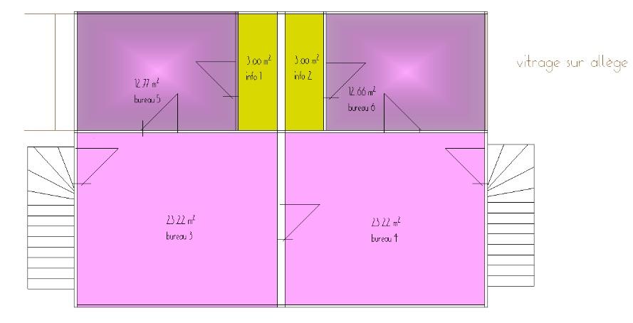 plan-etage-batiment-beligneux-ain