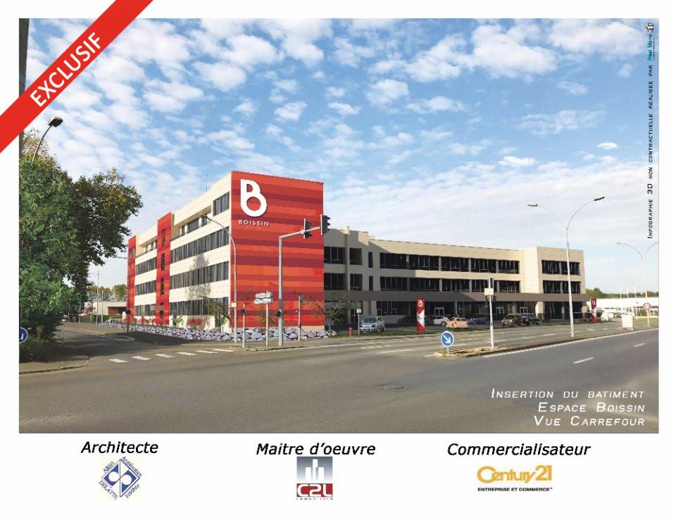 Bureaux à louer - 69.18 m2 - 72 - Sarthe