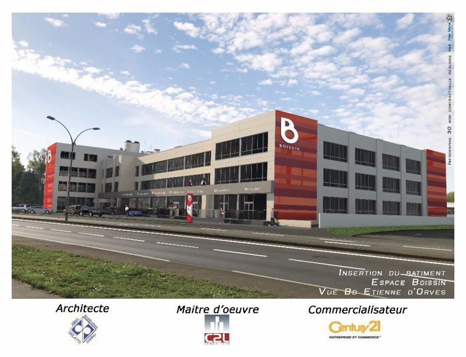 Bureaux à louer - 82.55 m2 - 72 - Sarthe