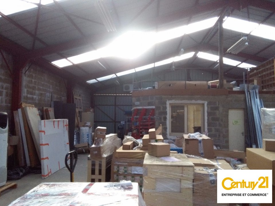 Local d'activité à louer - 375.0 m2 - 72 - Sarthe
