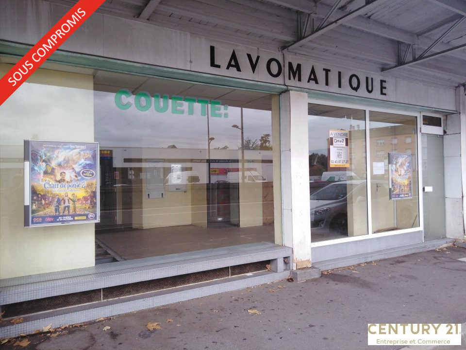 Local commercial à vendre - 75.0 m2 - 72 - Sarthe