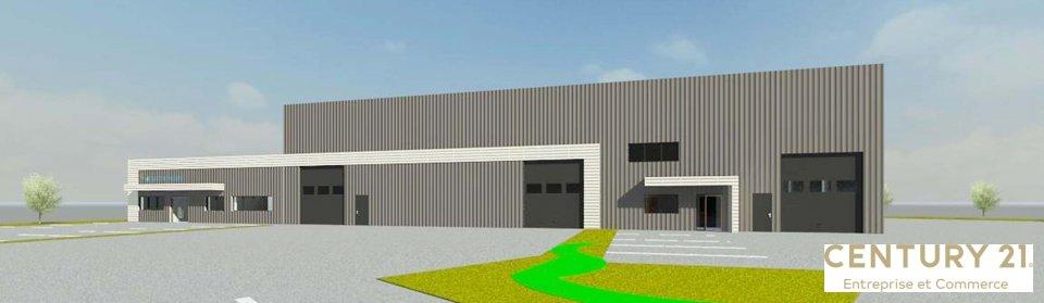 Local d'activité à vendre - 375.0 m2 - 72 - Sarthe