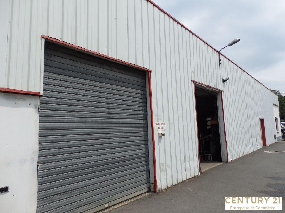 Local d'activité à vendre - 1300.0 m2 - 72 - Sarthe