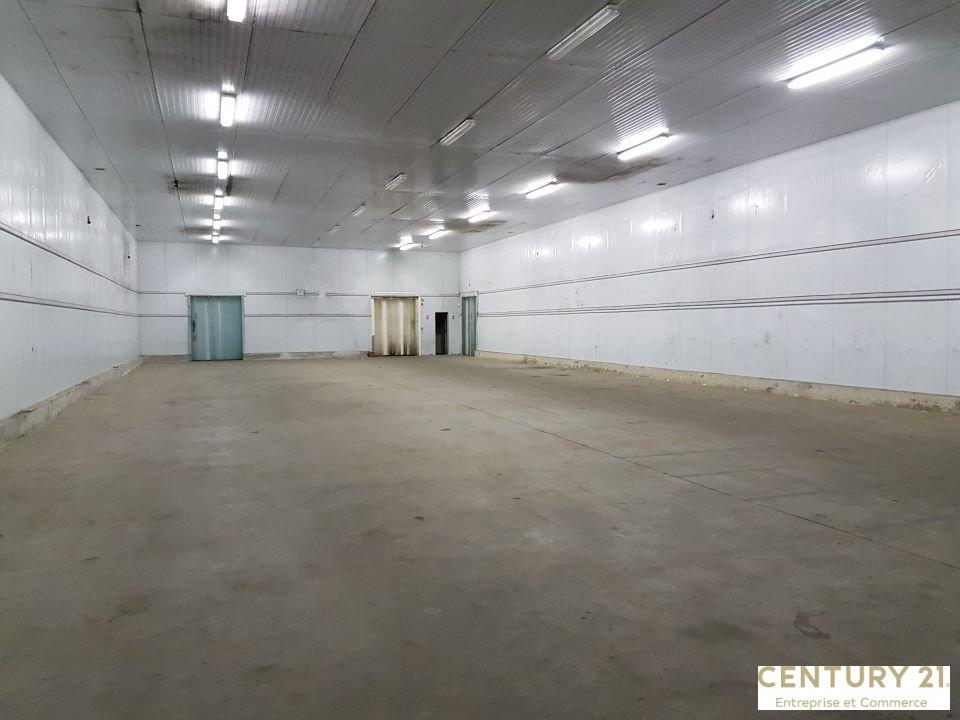 Entrepôt à louer - 604.0 m2 - 72 - Sarthe