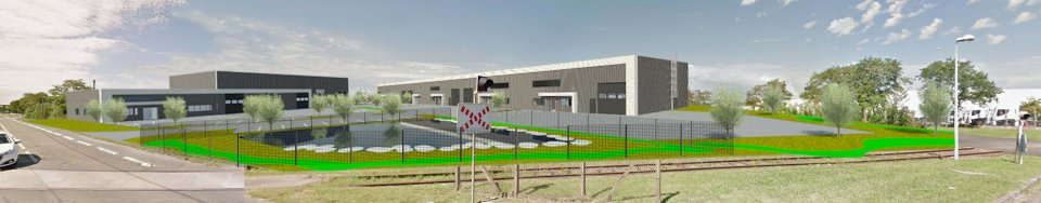 Local d'activité à louer - 371.0 m2 - 72 - Sarthe
