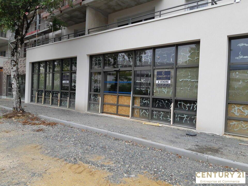 Bureaux à louer - 247.0 m2 - 72 - Sarthe