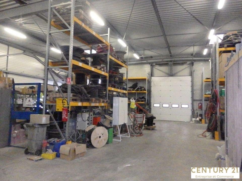 Local d'activité à louer - 405.0 m2 - 72 - Sarthe