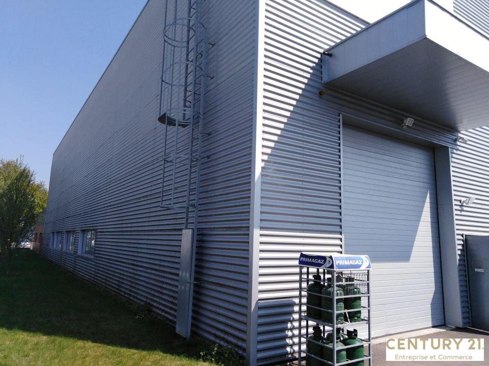 Local d'activité à louer - 3502.0 m2 - 72 - Sarthe