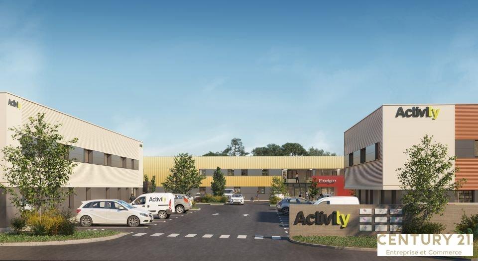 Local d'activité à vendre - 496.0 m2 - 72 - Sarthe
