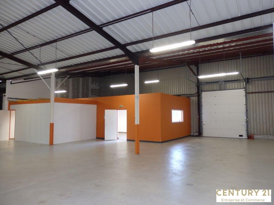 Local d'activité - 403 m² - LE MANS