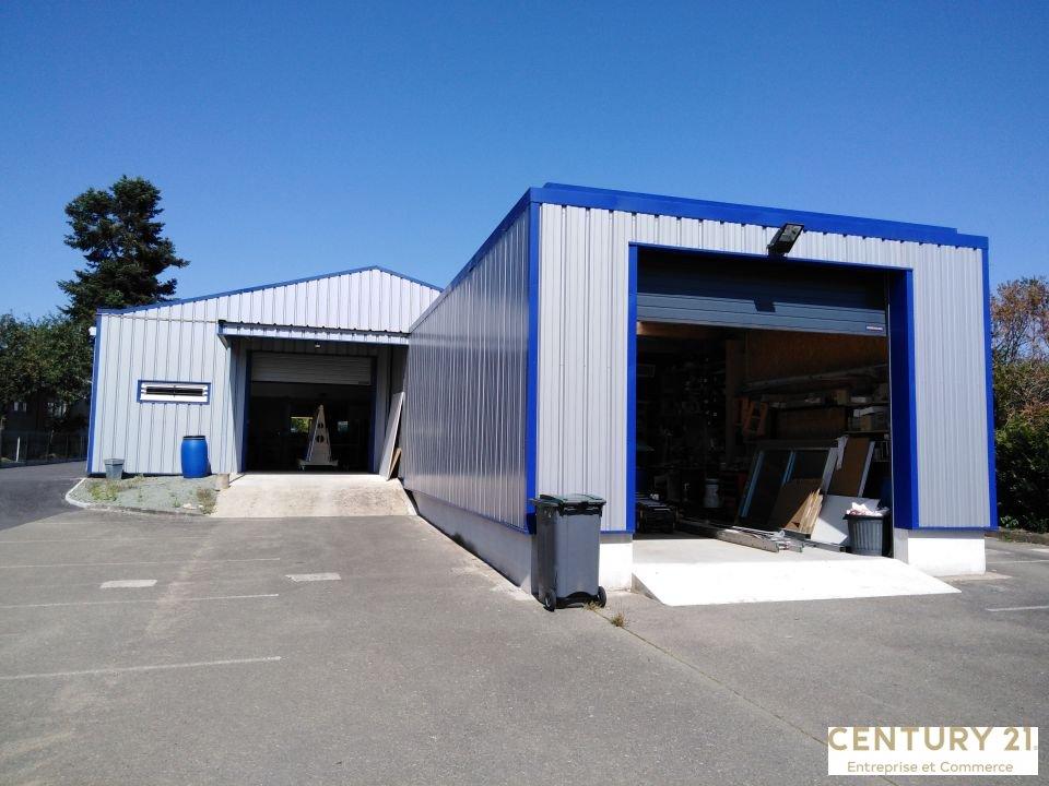 Local d'activité - 380 m² - ECOMMOY