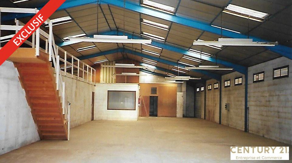 Location entreprise - Sarthe (72) - 753.0 m²