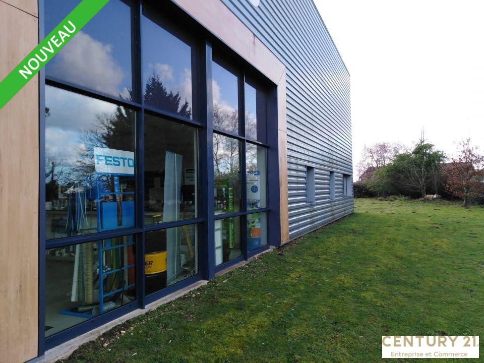 Location entreprise - Sarthe (72) - 429.0 m²
