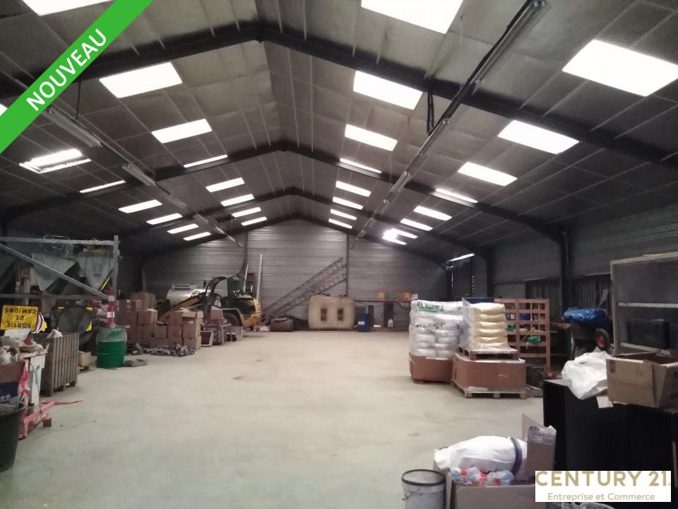 Local d'activité - 600 m² - CHAMPAGNE