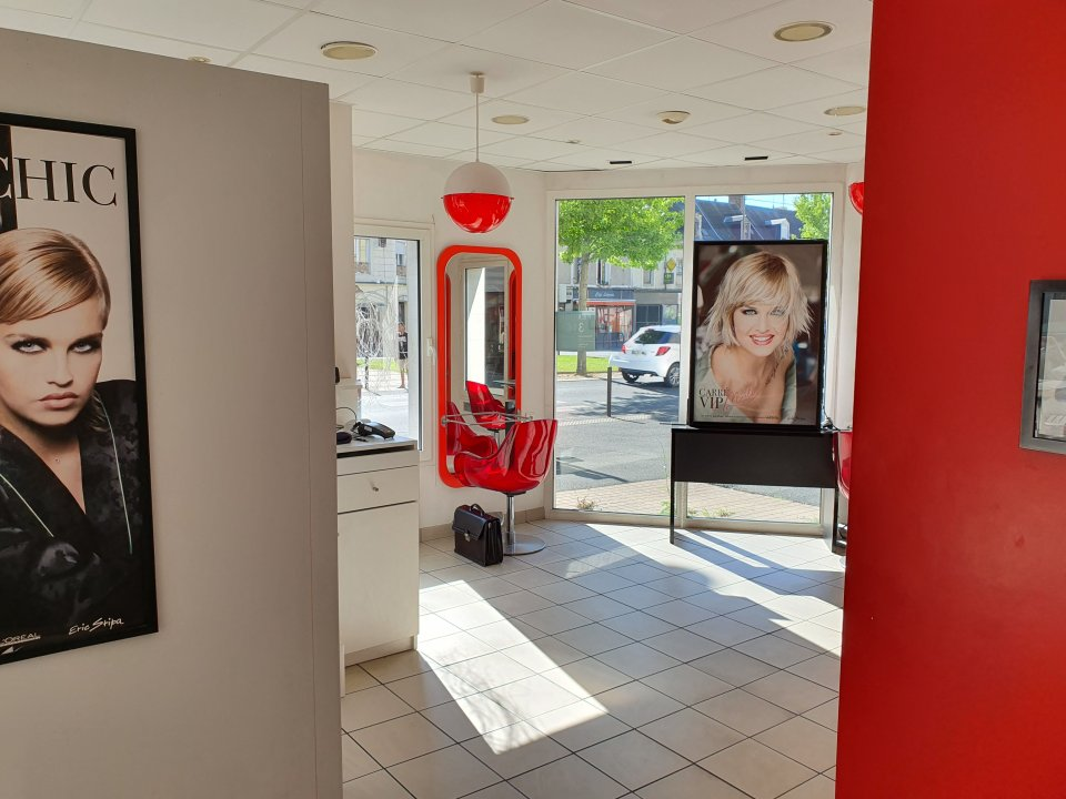 Local commercial à louer - 60.0 m2 - 72 - Sarthe