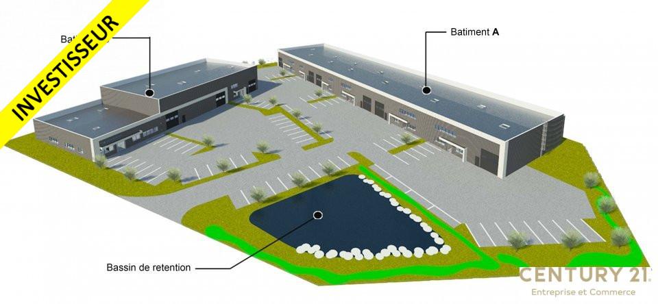 Vente entreprise - Sarthe (72) - 500.0 m²