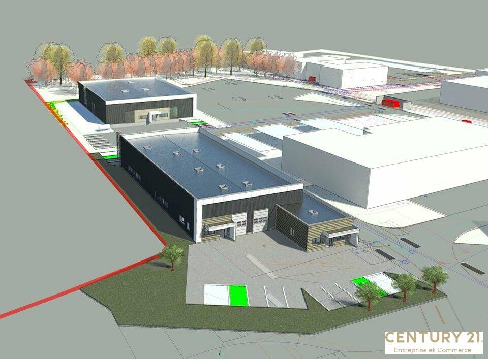 Local d'activité à louer - 340.0 m2 - 72 - Sarthe