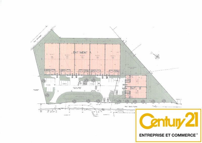 Local d'activité à louer - 660.0 m2 - 72 - Sarthe