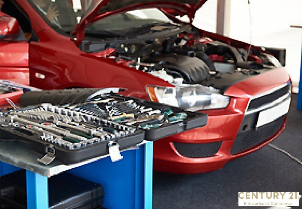 Garage à vendre - 600.0 m2 - 72 - Sarthe