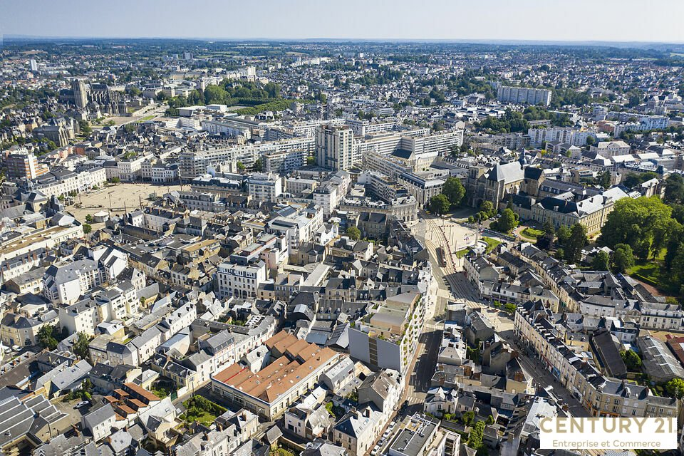 Bureaux à vendre - 191.8 m2 - 72 - Sarthe