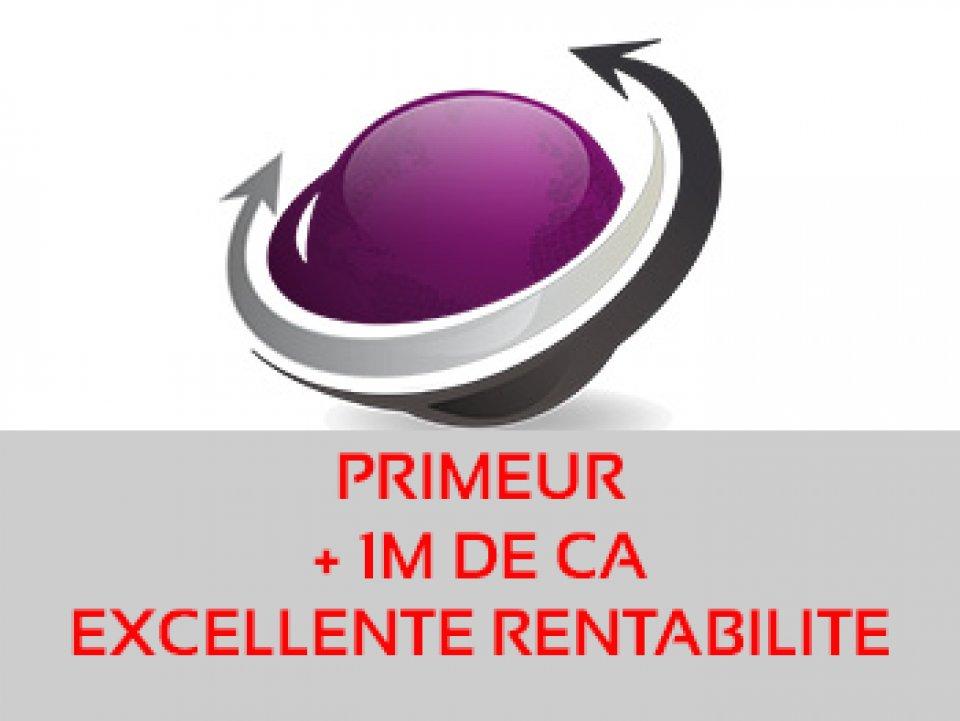 VENTE COMMERCE PRIMEUR ALIMENTATION ALBERTVILLE - Commerce Alimentaire