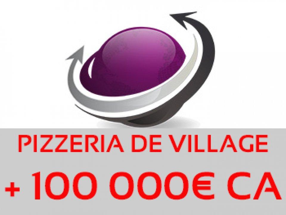 PIZZERIA TRÈS BIEN PLACÉE ENTRE CHAMBÉRY ET LE BOURGET - Crêperie Pizzeria