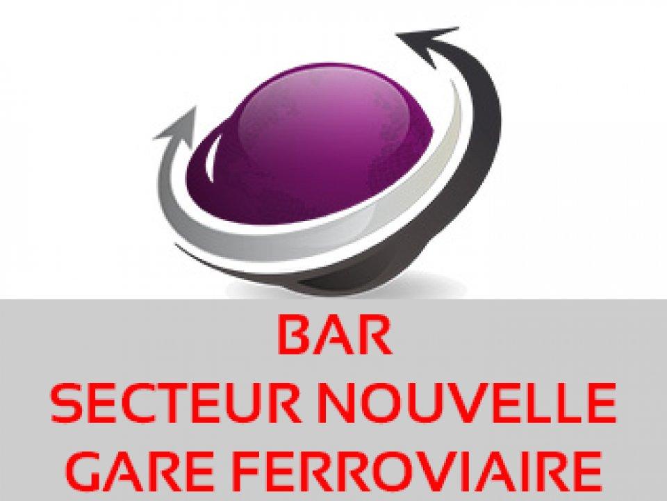 VENTE BAR BRASSERIE LIC. IV SECTEUR GARE CHAMBERY - Bar Brasserie