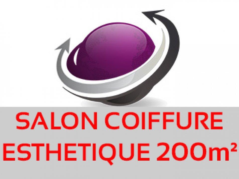 VENTE SALON DE COIFFURE ESTHÉTIQUE CHAMBÉRY CENTRE - Salon de Coiffure Esthétique Parfumerie