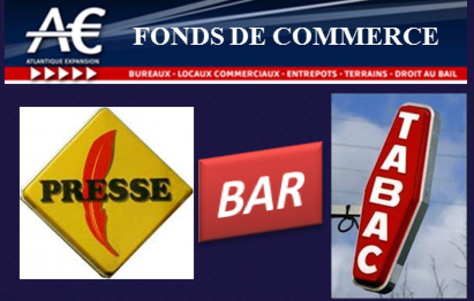 A VENDRE FONDS DE COMMERCE DE TYPE BAR PMU