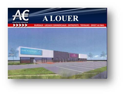 A LOUER local d'activité neuf situé dans la zone de Briangaud.