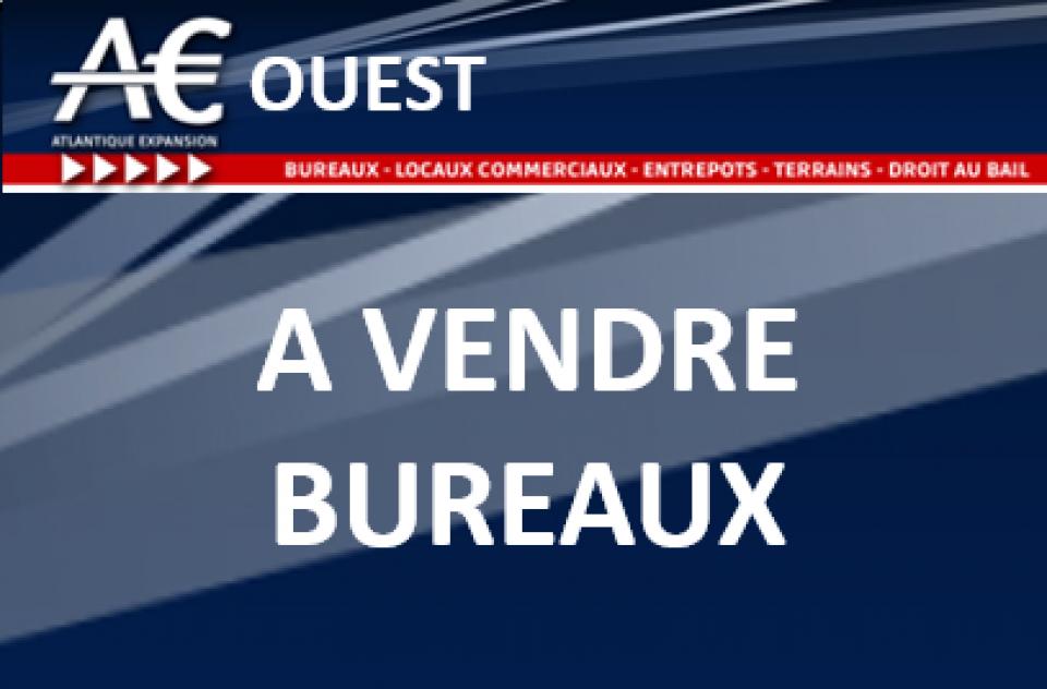 A VENDRE BUREAU - Bureau Local Entrepôt