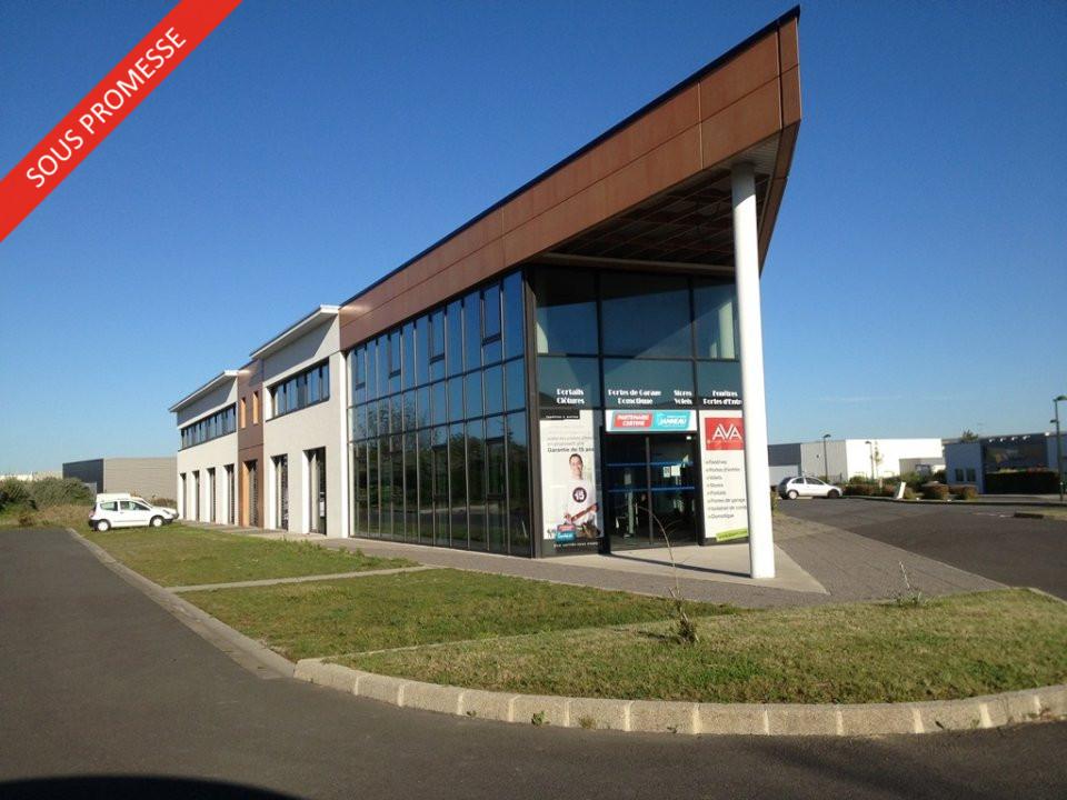 A VENDRE BUREAUX PORNIC - Bureau Local Entrepôt