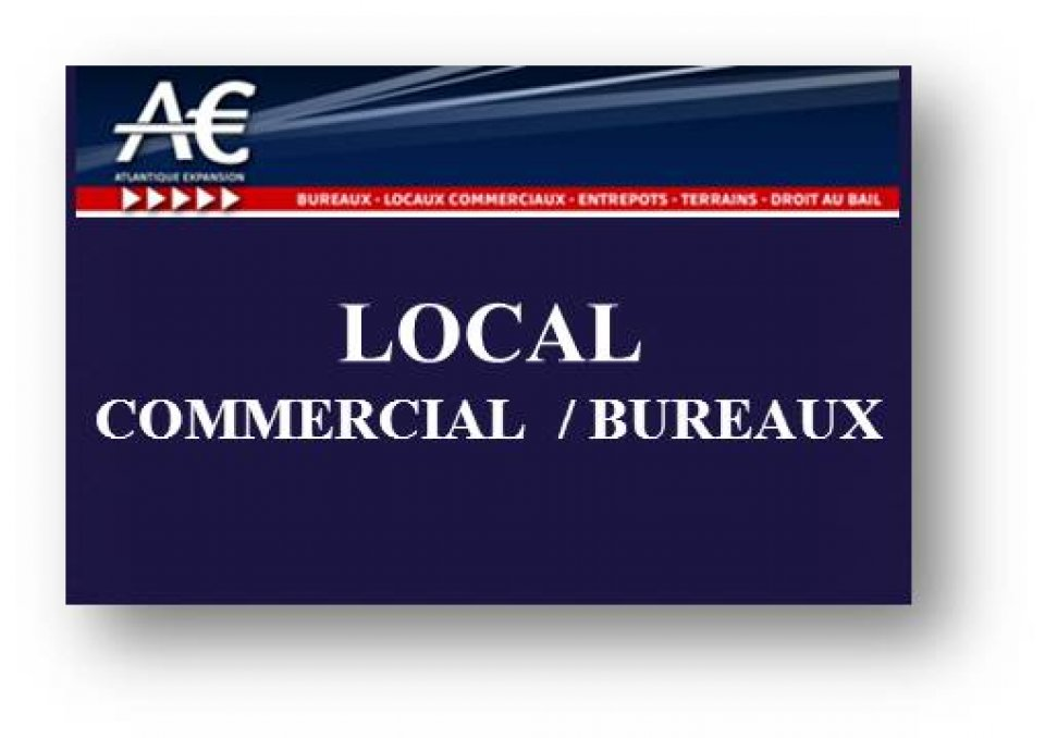 LA BAULE  - Bureau Local Entrepôt