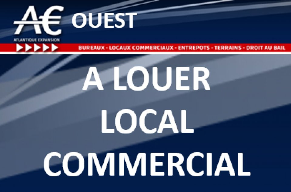 A LOUER LOCAL COMMERCIAL - Bureau Local Entrepôt