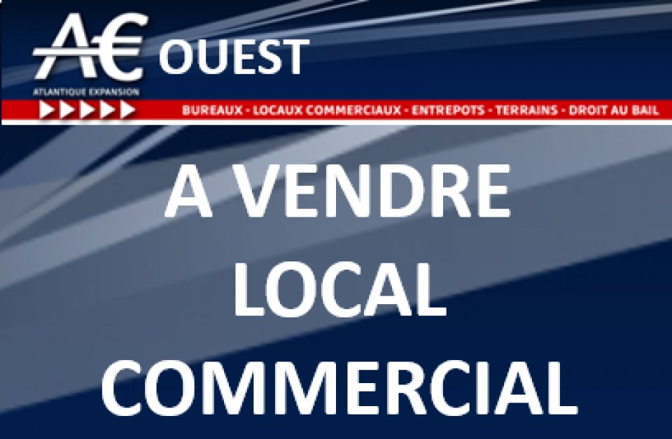 A VENDRE LOCAL COMMERCIAL