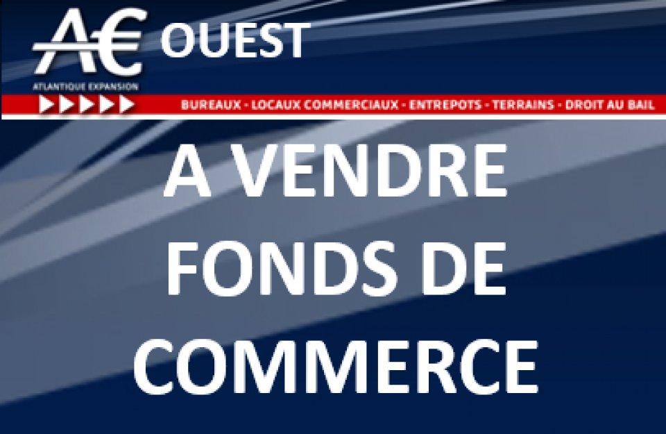 A VENDRE FONDS DE COMMERCE TYPE BOULANGERIE - PÂTISSERIE - Bureau Local Entrepôt