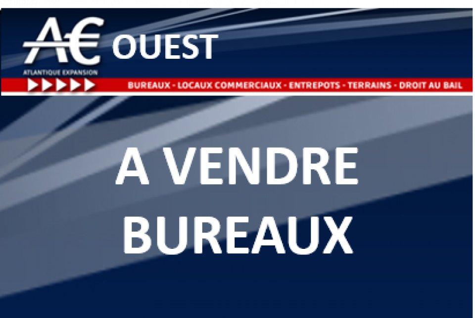 A VENDRE BUREAUX AVEC PARKING  - Bureau Local Entrepôt